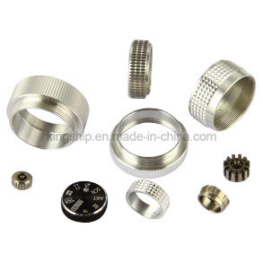 CNC Machined Aluminum Parts for Optical Communication Systems pictures & photos