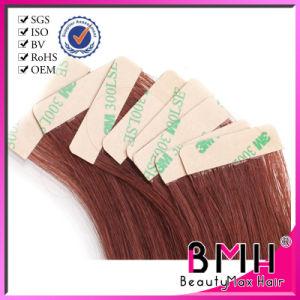 Human Cuticle Remy Hair, Tape Hair Extension Peruvian Hair (Yuki168)