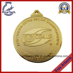 Customized Oztag Championship Medal, Professional Sports Awards Factory pictures & photos