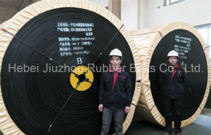Flame Resistant High Performance Steel Cord Conveyor Belt pictures & photos