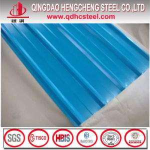 Corrugated Wave Color Coated Steel Roofing Sheet pictures & photos