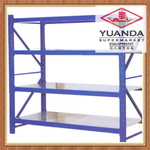 Four Layers Heavy Duty Warehouse Racking (YD-002) pictures & photos