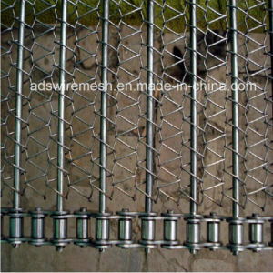 Ads Chain Driven Metal Mesh Conveyor Belts pictures & photos