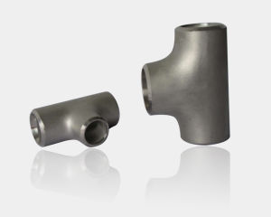 ASME B16.9 Carbon Steel Seamless Steel Tee pictures & photos