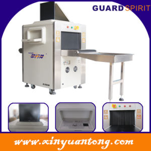 Small Luggage Inspection System X-ray Machine Xj5030 pictures & photos