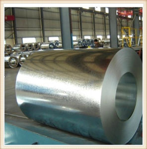 Hot Dipped Galvanized Steel Sheet DC51D pictures & photos