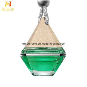 Popular Design Diamond Apple Car Perfume pictures & photos