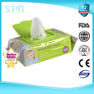 2016 Newly Good Quality Bamboo Baby Wipe Without Flavour pictures & photos