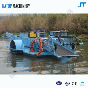 15 T Water Hyacinth Harvesting Boat Lake Cleaning Boat pictures & photos