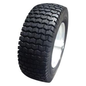 "13""X5.00-6 Metal/Plastic Rim Polyurethane Trolley Wheel pictures & photos"