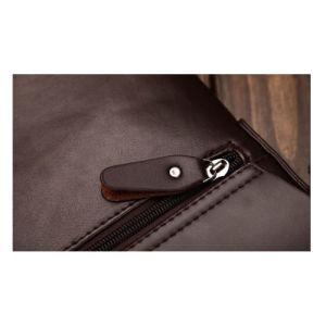 PU Leather Men Shoulder Bag, Message Bags pictures & photos