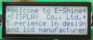 LCD Modules STN LCD Character COB EC2004E2 pictures & photos