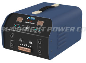 High Quality Solar Generator Power System Es-1224 pictures & photos