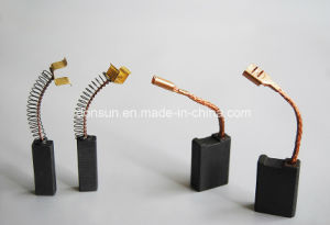 Various Kinds of Carbon Brush for Power Tools pictures & photos