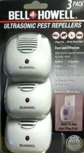 Bell and Howell Ultrasonic Pest Control (ZT09048) pictures & photos