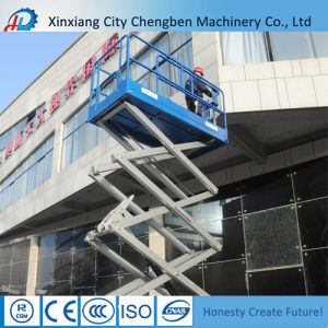 Lifting Equipment Scissor Goods Lift pictures & photos