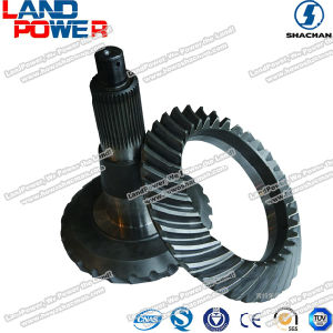 Shacman Truck Axle Parts/ Bevel Gear/ Crown Pinion Gear