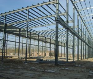 Steel Building pictures & photos