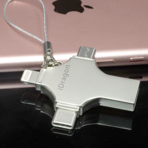 4 in 1 Pendrive 64G 64GB USB Drive USB3.1 Type C Flash Disk for MacBook pictures & photos