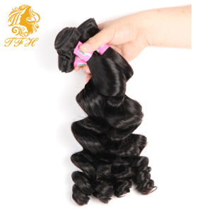 Vingin Remy Brazilian Hair Extension (TFH-NL0101) pictures & photos
