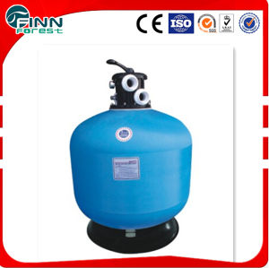 Top Mount Water Sand Filter Used for Swimming Pool pictures & photos