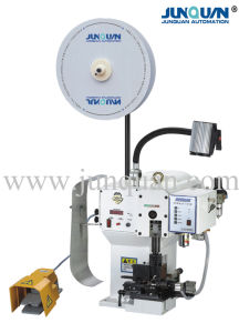 Semi-Automatic Stripping and Crimping Machine (SATC-20B) pictures & photos