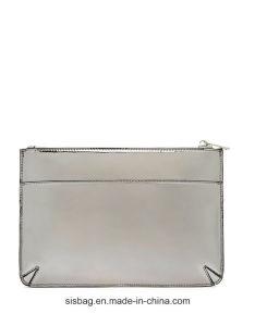 Designer Candy Color PU Clutch Bag Coin Purse Pouch Bag pictures & photos