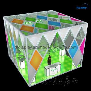 Aluminium Exhibition Booth 6m*6m (DT000147)