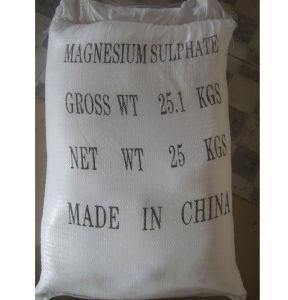 Magnesium Sulphte Hetahydrate, Magnesium Sulphate Hetahydrate, Magnesium Suphate pictures & photos