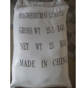 Magnesium Sulphte Hetahydrate, Magnesium Sulphate Hetahydrate pictures & photos