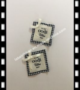 Woven Label for Clothing pictures & photos