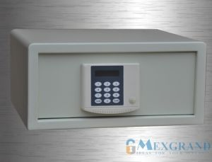Electronic LED Hotel Safe with Motor (EMG250C-3R) pictures & photos