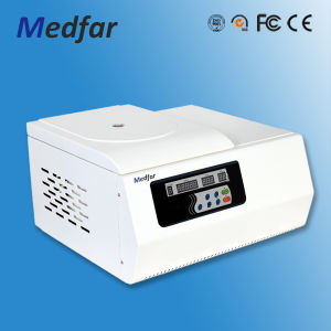 Medfar Table-Type High-Speed Refrigerated Centrifuge Mfl-18m pictures & photos