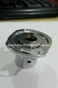Brass Chrome Plating CNC Machined Parts pictures & photos