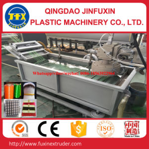 Pet Plastic Broom/Brush/Zipper Monofilament Yarn Making Machine pictures & photos