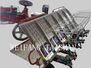 Weitai Ringding Type Rice Transplanter 6 Rows From The Direct Factory pictures & photos