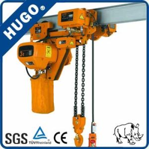 Hsy Low Headroom 3t 10m Electric Chain Hoist pictures & photos