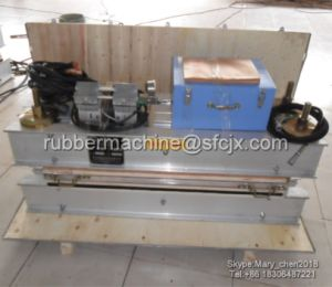 XL Assembled Belt Strip Patching Edge Machine/ Vulcanizing Press pictures & photos