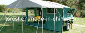 Customized Steel Folding Tent Trailers