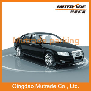 Car Turntable Mutrade Parking Vehicles Turners Car Turning Plate pictures & photos