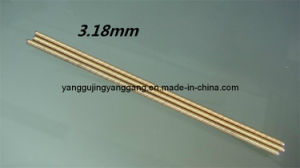 Transmission Flexible Drive Shaft/Copper/Square 3.18mm pictures & photos