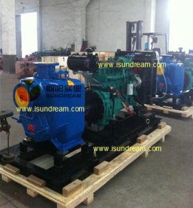 Diesel Engine Driven Self-Priming Pump Set (SW-6) pictures & photos