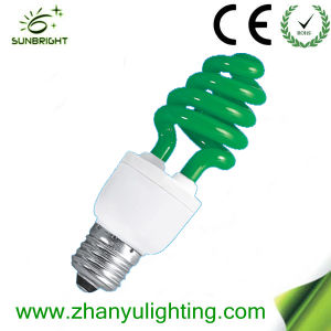 12VDC Holiday Colored Energy Saving Bulbs pictures & photos