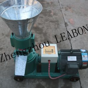 Automatic Small Flat Die Poultry Chicken Feed Pellet Machine pictures & photos