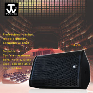 Best Club Disco Sound Equipment Stage Monitor Professional Loudspeaker