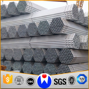 Hot Dipped Galvanized Steel Pipe for Construction and Decoration pictures & photos
