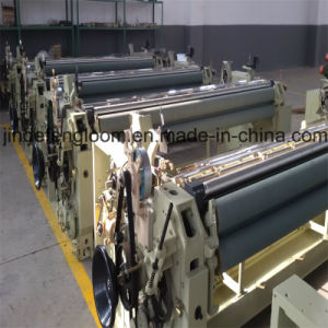 Dobby Shedding Water Jet Loom Machine for Weaving Polyester Fabric pictures & photos