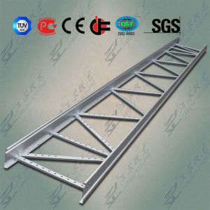 Long Span Ladder Cable Tray with Ce/ GOST/ TUV/UL pictures & photos