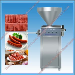 High Quality Pneumatic Sausage Filling Machine with Factory Price pictures & photos
