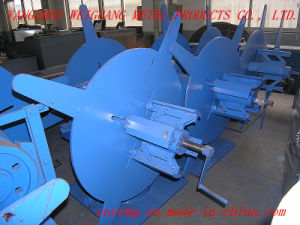 Wg28 High Quality Steel Pipe Production Line pictures & photos